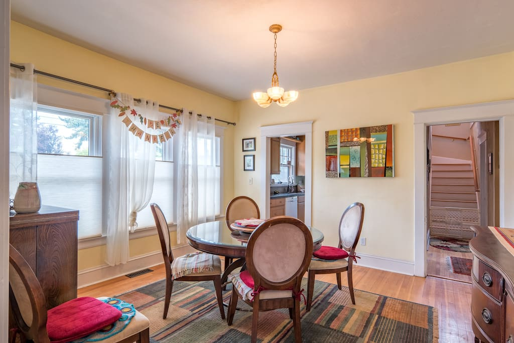 Dining Room availability may be limited.