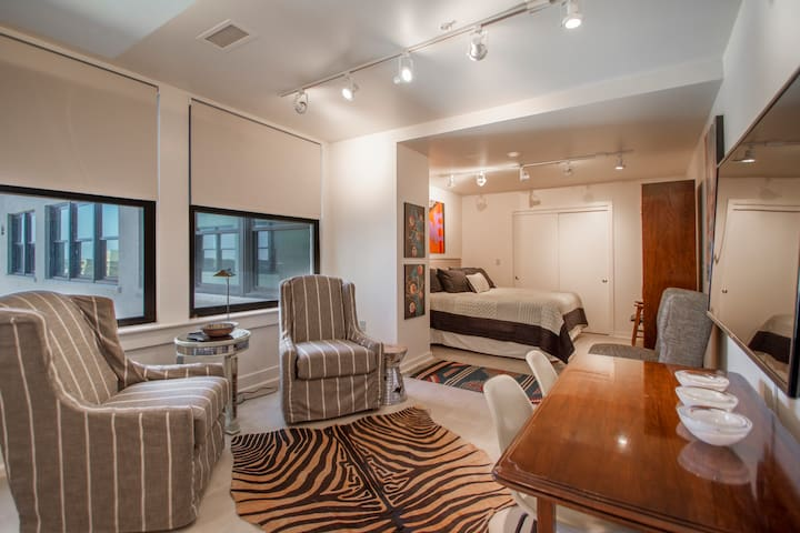Suite 8J RESIDENCES 221 in Downtown Little Rock