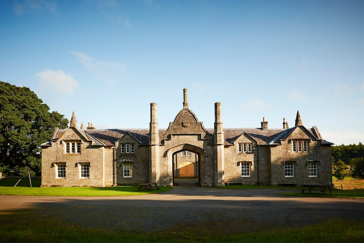 Wauchope Cottage on Blairquhan Castle Estate