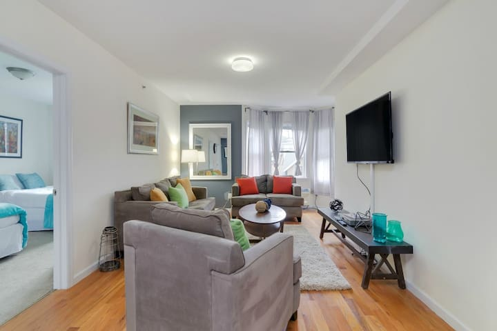 *Stunning Home* Just 20mins to Time Square* - Cliffside Park - Apartment