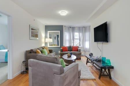 *Stunning Home* Just 20mins to Time Square* - 崖边公园(Cliffside Park) - 公寓