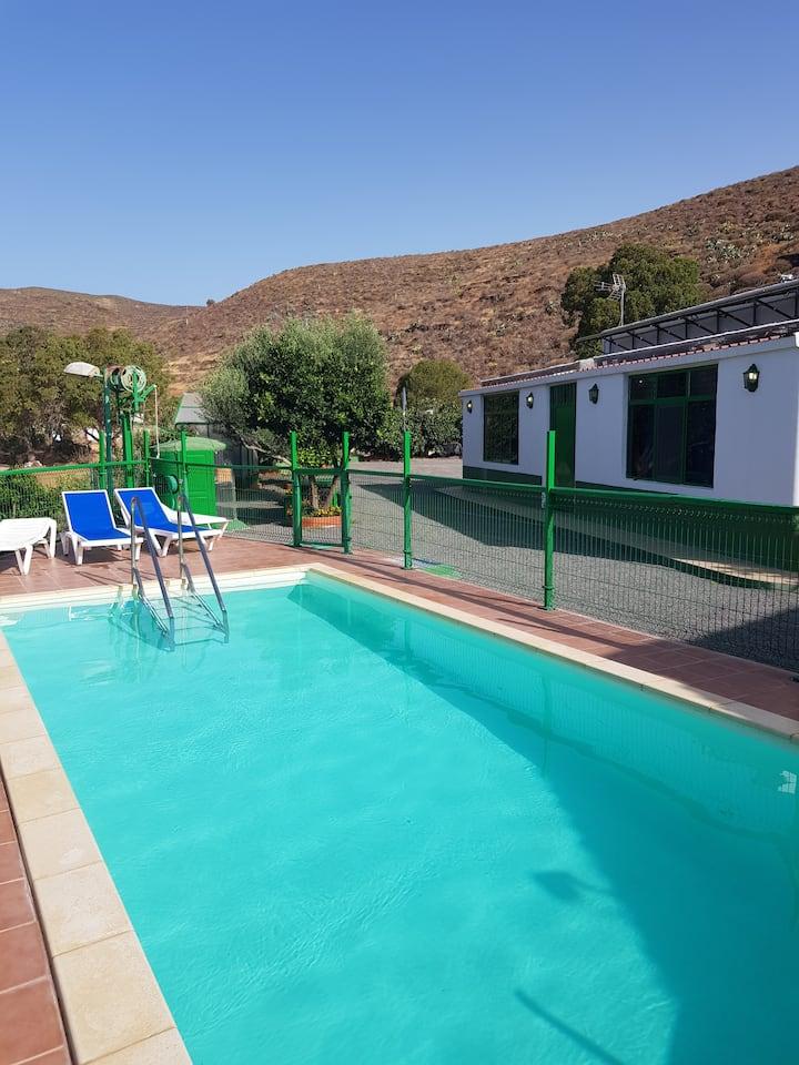 Casa Rural Aguatona