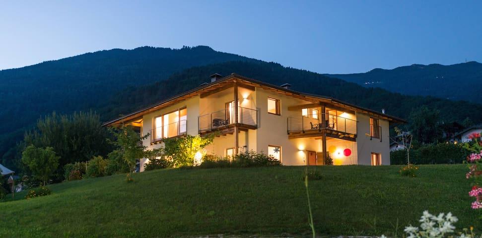 Bio Garni Mondinovo: la vostra  casa naturale - Levico Terme - Bed & Breakfast