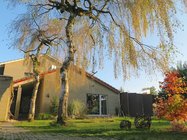 Kultureller Austausch mit persönlichem Kontakt - Leutwil - Vakantiewoning