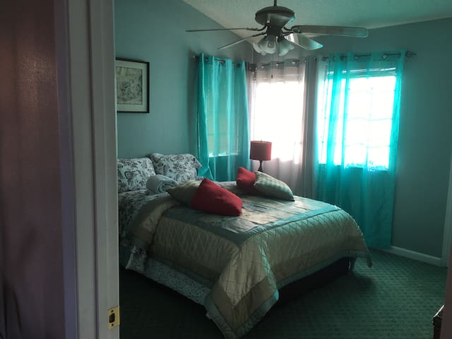 Comfortable, clean magic room - Santa Maria