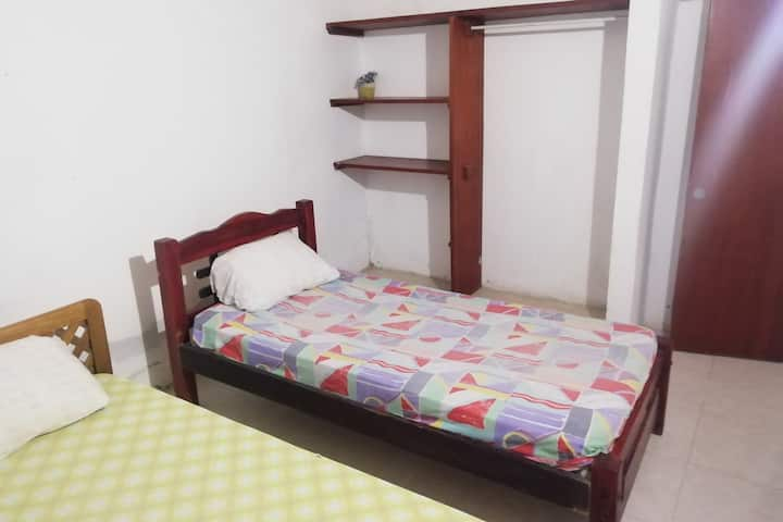 Studio apartment simple close to tourist zone