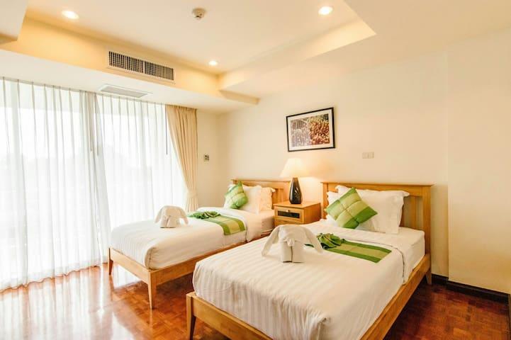 Searidge Hua Hin Tropical 3 Bedroom