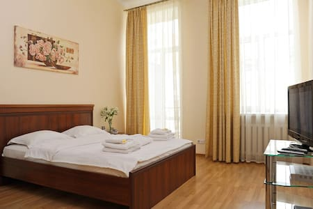 Солнечная квартира в центре - Appartamento
