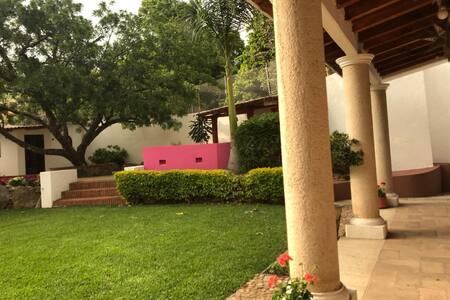 Casa Catalina en el corazón de Huayapam Oaxaca