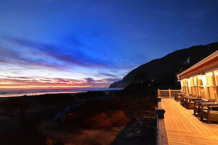 Oceanside Renovated Historic House! - Manzanita - 獨棟