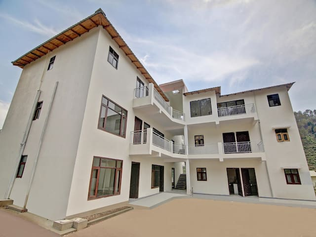 OYO - Priced Down! Hill-View 1BR Residence in Nainital