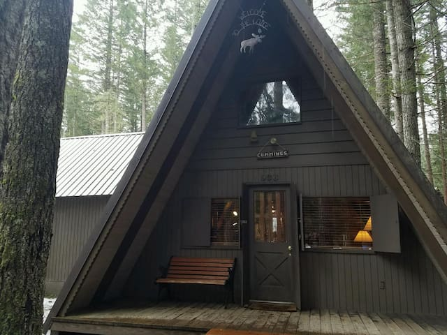 Big Elk Retreat - Packwood - House