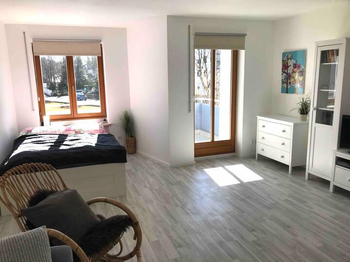 Gemütliches Apartment Nähe Messe/Uni