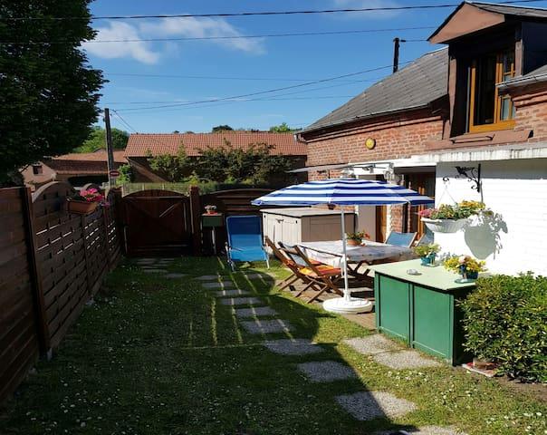 Maison de pêcheur rénovée