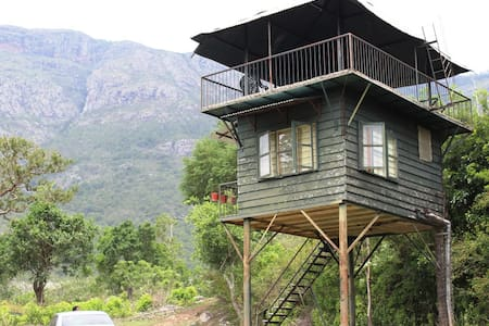 Machaan (Watchtower) - Masinagudi - Bed & Breakfast