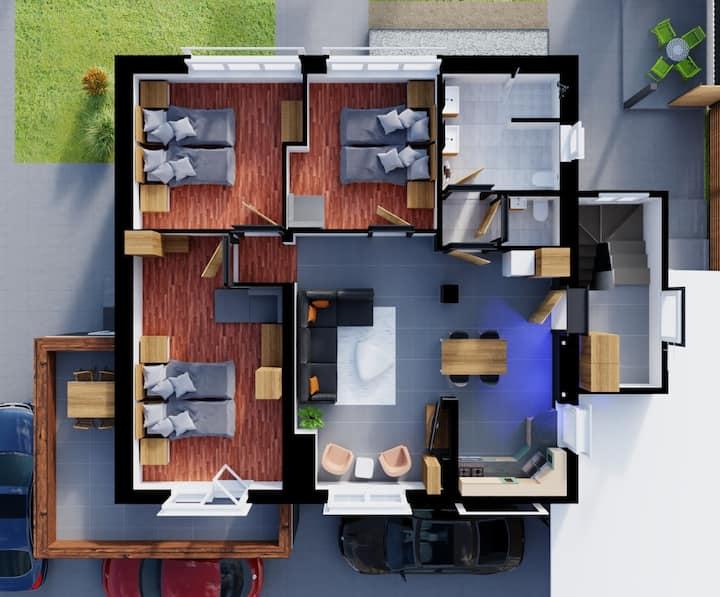 Apartmán MATEJ