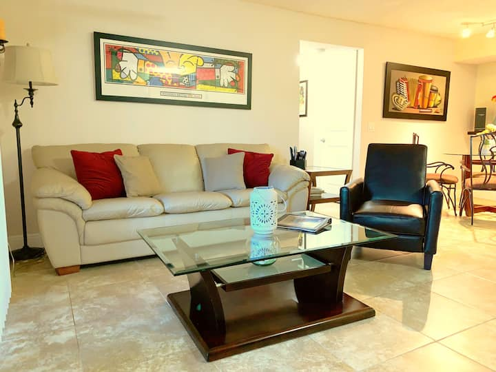 Great Location 2/2 N.Naples Condo.