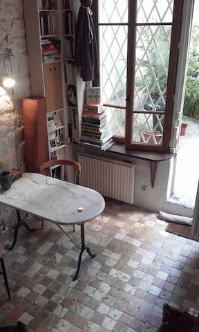 Studio calme et charmant (20m²) sans vis à vis - Paris-5E-Arrondissement - Wohnung