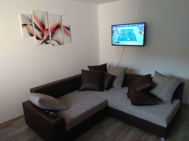 Apartments Danka, relax in Liptov, Apt. 1