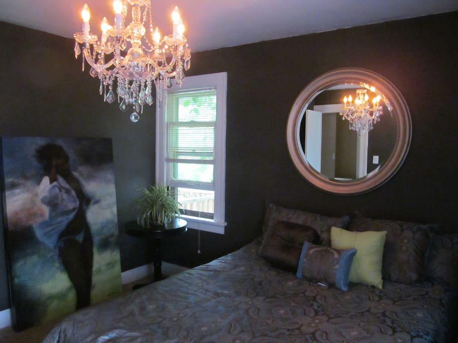 Gorgeous Master Bedroom.