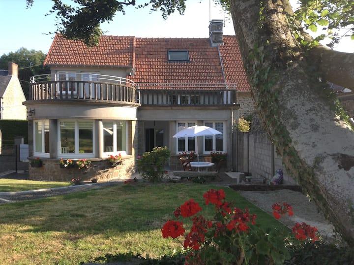 Maison 6-7 personnes, Baie du Mont Saint Michel
