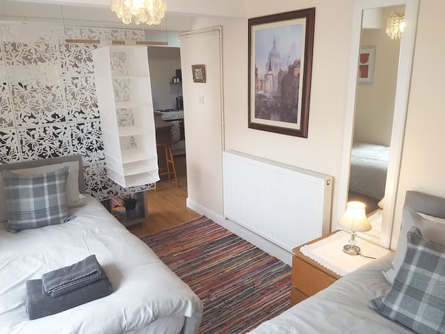 Cosy Studio apartment in the Heart of Alston #2