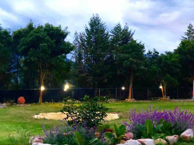 Jardines Provenza eventos(finca en tiquipaya)