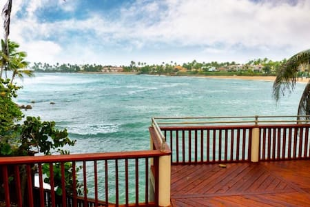 Villa Aura-Astonish Ocean view-Private beach 3BR