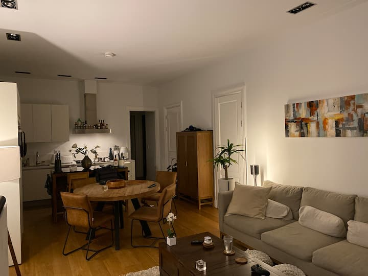 Beautiful 2BR flat in the heart of Amsterdam