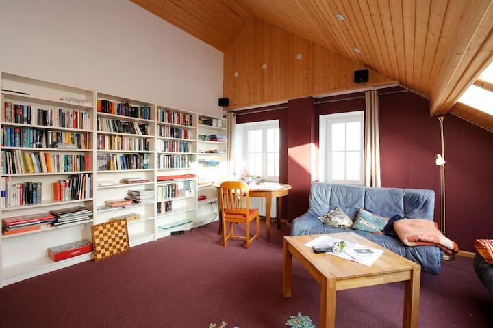Das Haus am Teich - Seminare u mehr - Krakow am See - Hus