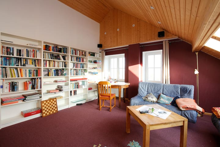 Das Haus am Teich - Seminare u mehr - Krakow am See - House