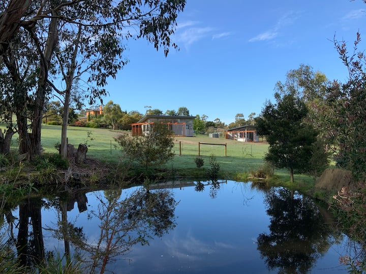 Tinderbox Peninsula Chalets - Birdsong Retreat