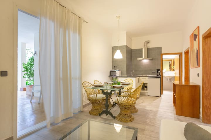 Apartamento Estanques 2 BedRoom Apart.GroundFloor