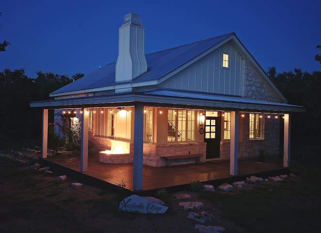 Monticello Cottage