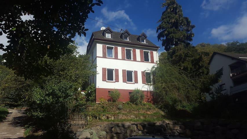 Kuscheliges Zimmer am Rheinsteig mit eigenem Bad