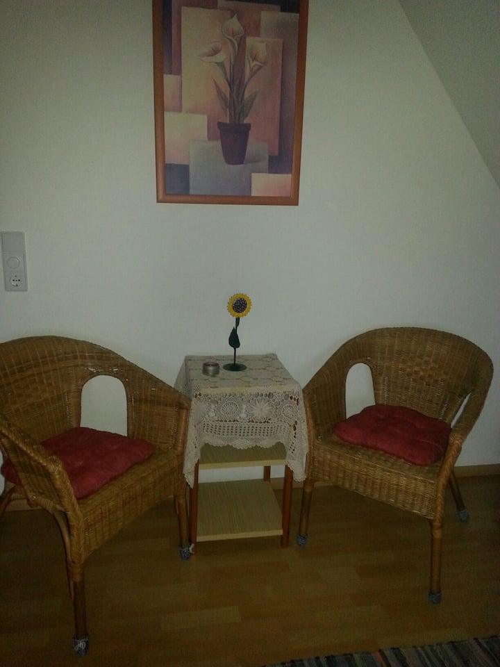 Ruhe pur in Neuenkirchen,  ÖPNV 1 Std. zum Hbf HB