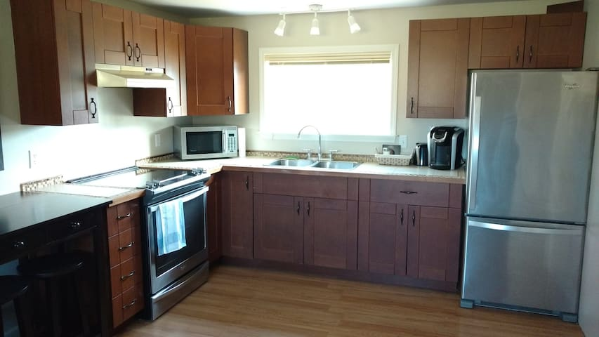Downtown Courtenay Suite - Courtenay - Apartamento