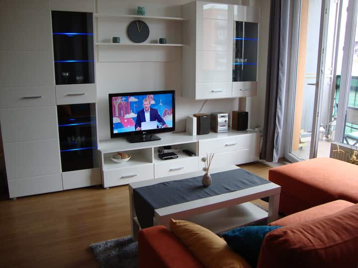 Brno - Královo pole, jednopokojový byt s balkónem