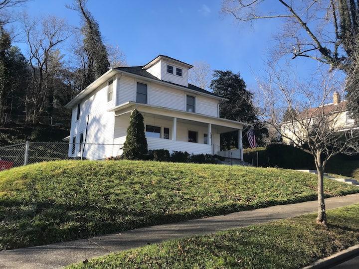 The Gambrel House