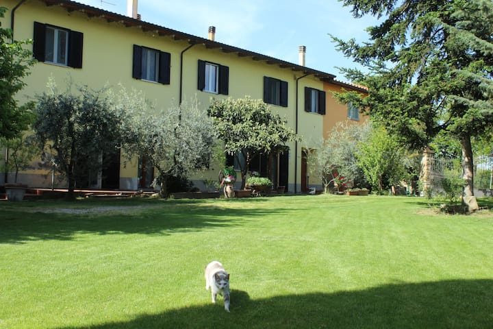accogliente appartamento in campagna