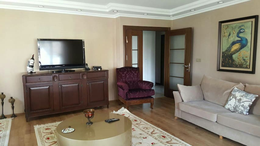Large & Luxurious - Centrally Located - Kadıköy - Leilighet