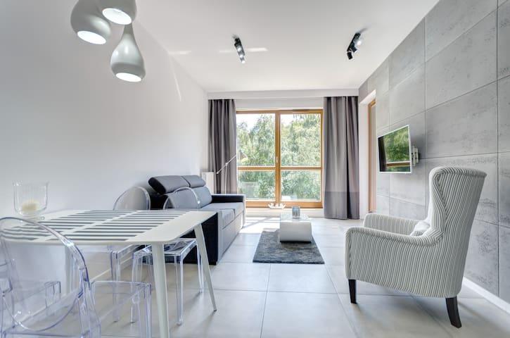 Apartament Nadmorski Dwór XIV Oliwia dla 4 osób