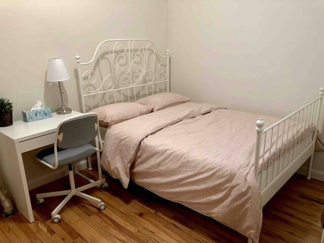 Comfort room close to Columbia University