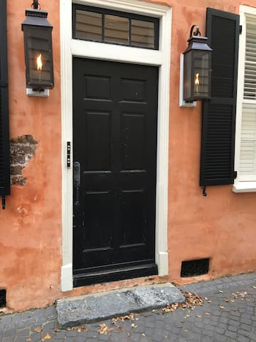 Historic 1826 Charleston Gem