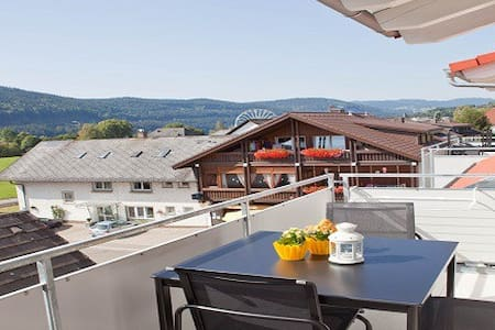 braviscasa-FeWo Titisee, max. 3 Pers., K11 - Titisee-Neustadt - 公寓