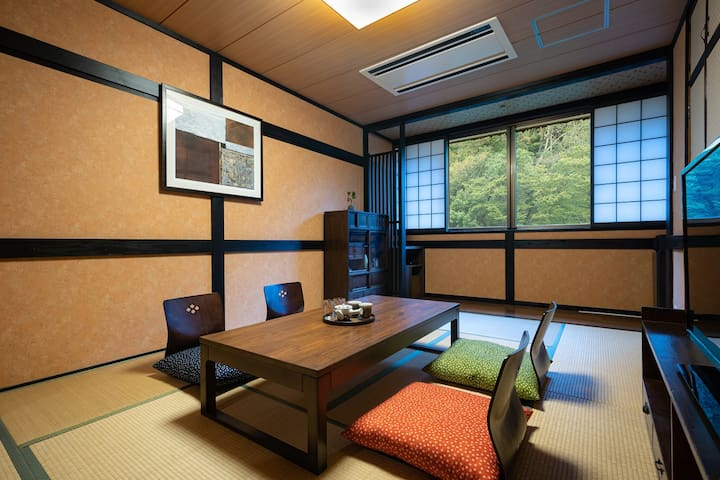 【Japanese room】 @ONSEN GUESTHOUSE TSUTAYA