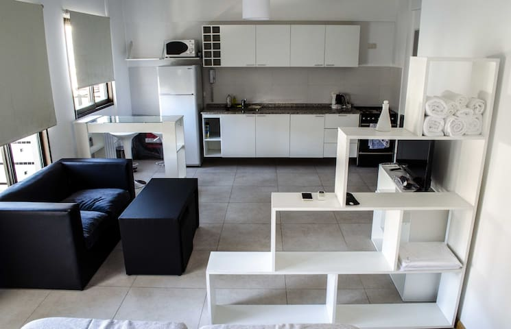 New One bedroom apt w/ amenities - Buenos Aires - Byt