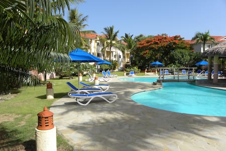 Fantastic Condo on Cabarete Beach! - Cabarete