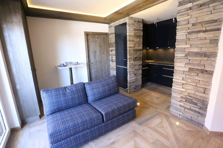 Luxueux 2 pièces et SPA CentreCrans - Crans-Montana - Apartment