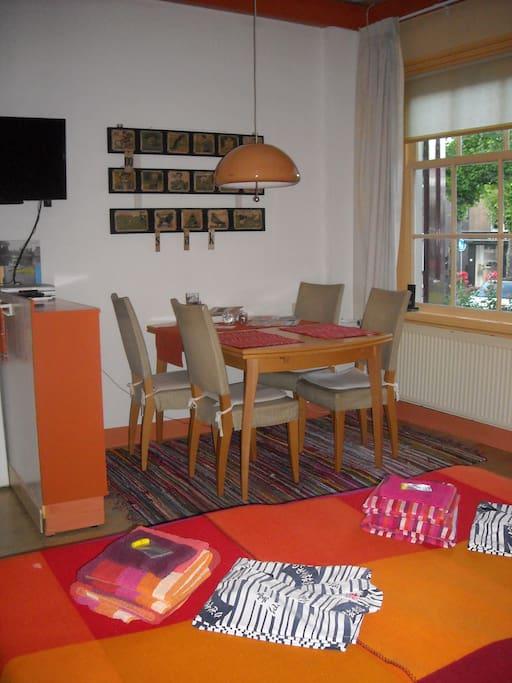 Welkom in de oude pastorie een huis met karakter for Affitto bici amsterdam